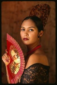 Bernadette Chavez, John Running Collection, (NAU.PH.2013.4.1.13.15.131)