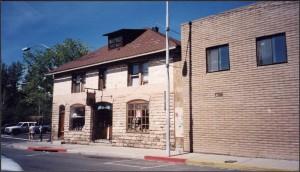 Dragon's Plunder, 217 S. San Francisco Street, circa 1995. Photo courtesy of Colorado Plateau Vertical Files.