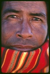 Tarahumara Man - Christmas Week, John Running Collection, (NAU.PH.2013.4.1.4.2.211)