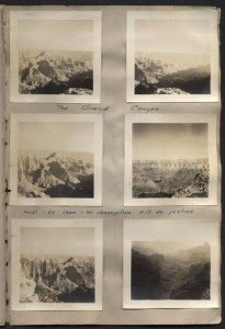 Photographs from Grand Canyon National Park, 1936