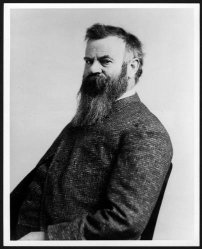 """[John Wesley Powell].</br><a href=""""http://archive.library.nau.edu/cdm/ref/collection/cpa/id/11884"""" target=""""_blank"""">John Wesley Powell Display Collection NAU.PH.268.1.16</a>"""
