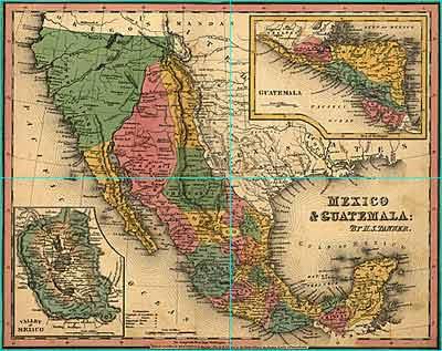 Mexico and Guatamala