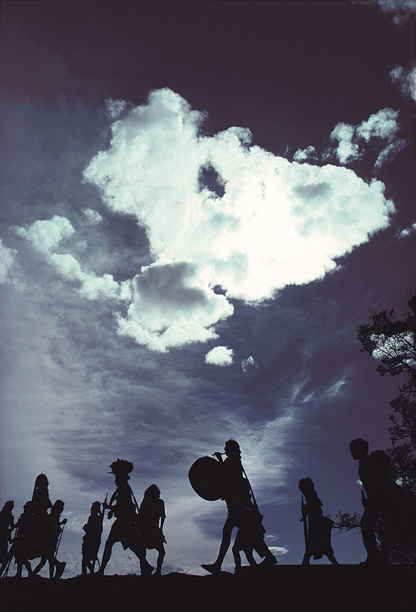 [Tarahumara] Ceremony