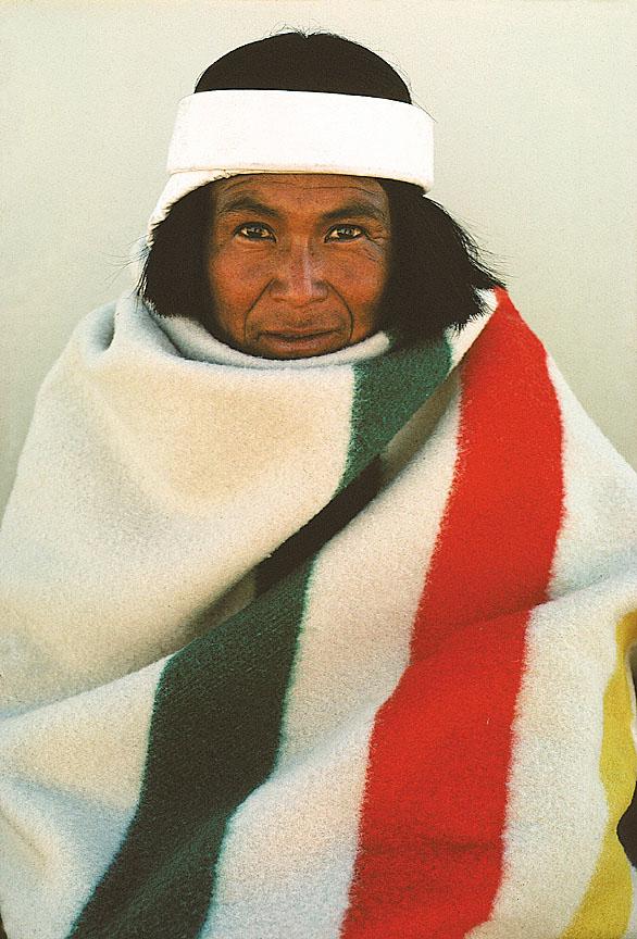 Tarahumara Man [with Headband]