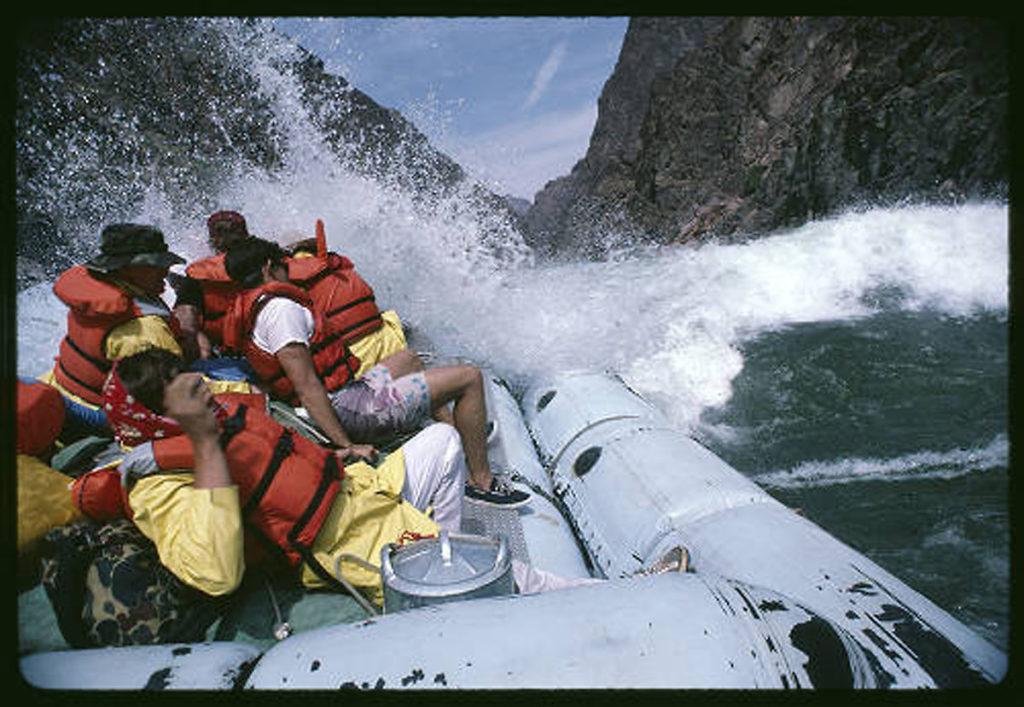 Bennett Family River Trip