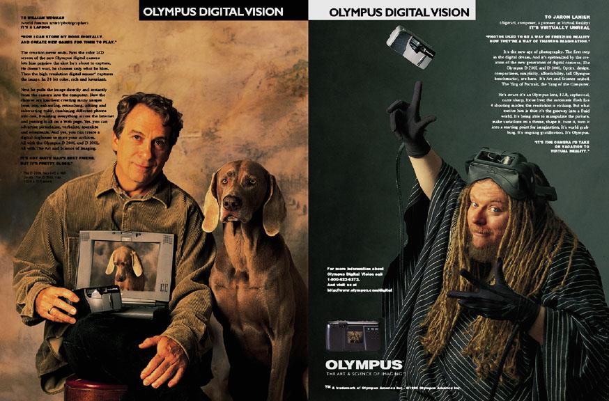 Olympus Ad