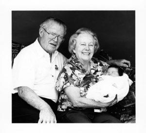 John and Bernie Bennett, 1999
