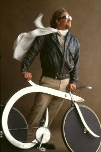 Lars Borgeson in Clay Hills, Utah, 1997