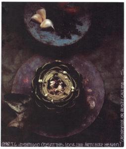 Bennett Artichoke Notes, 1986 ca.