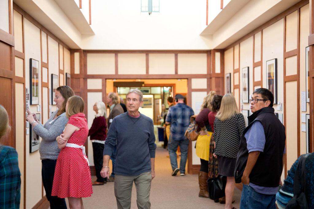 Bennett Reception Guests