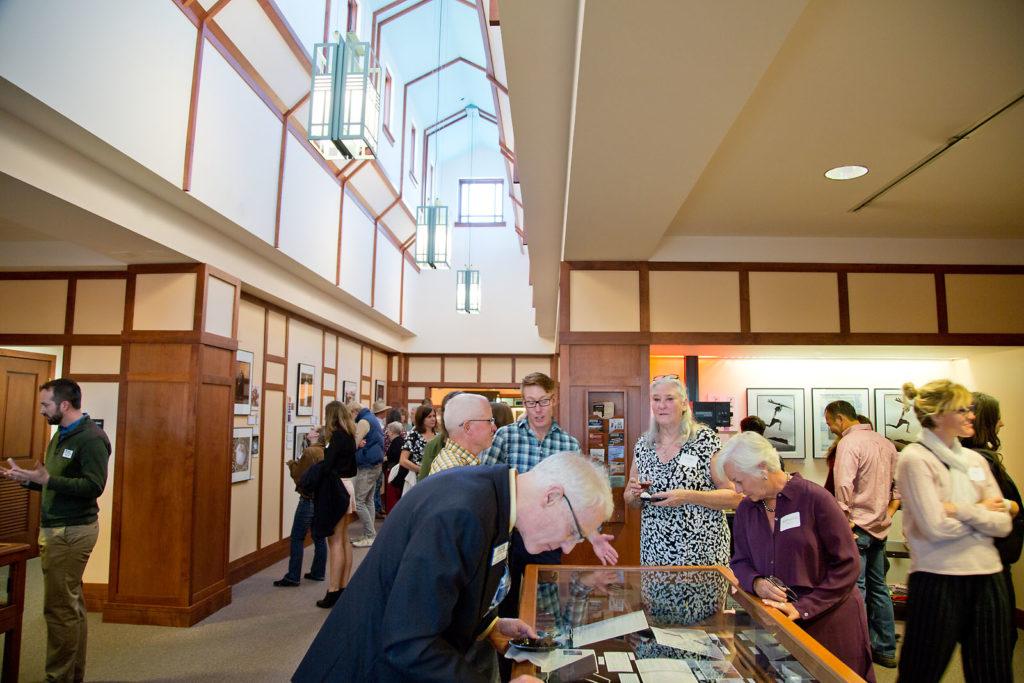 Bennett Exhibit Guests