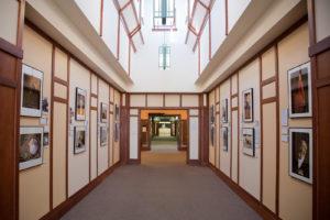 Hallway Towards Entrance