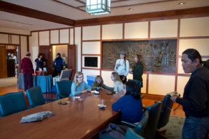 Presidents' Room