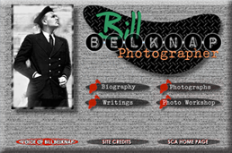 Bill Belknap Photographer Exhibit