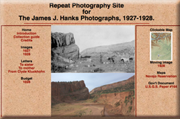 Beyond the Rainbow: The Photographs of James J. Hanks Exhibit