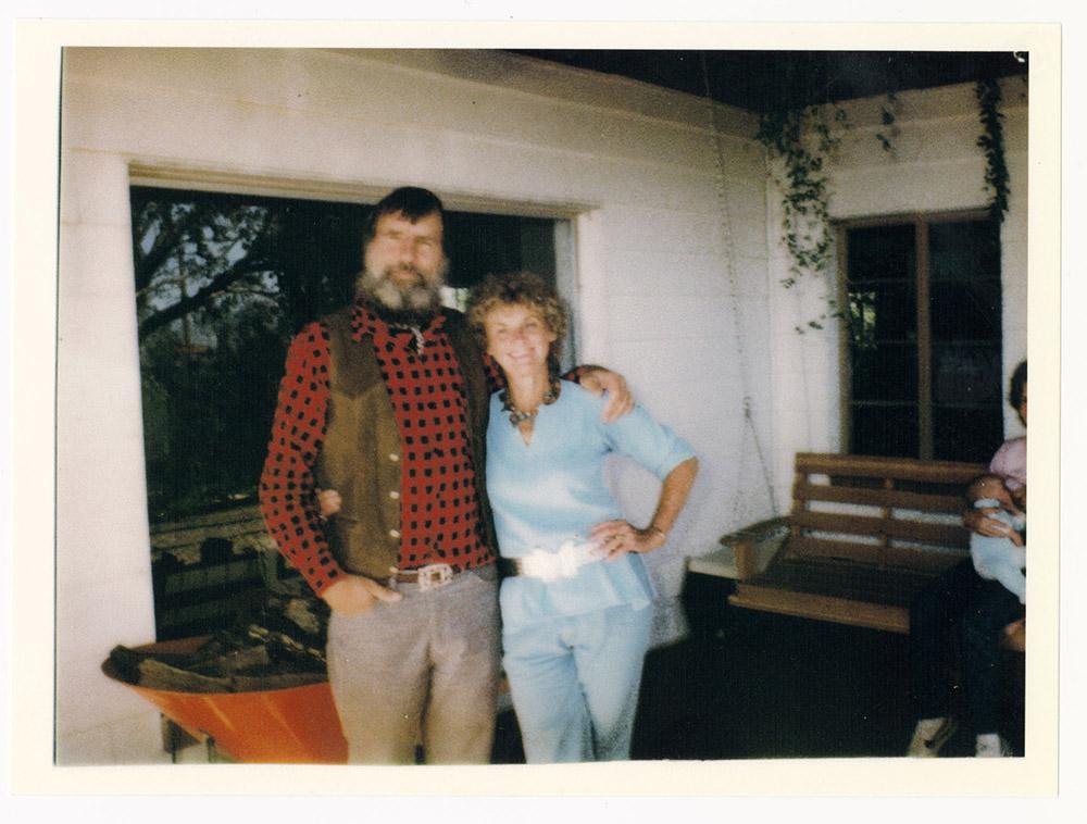 Edward Abbey & Katie Lee