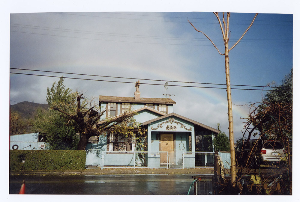 Katie Lee\'s Jerome house