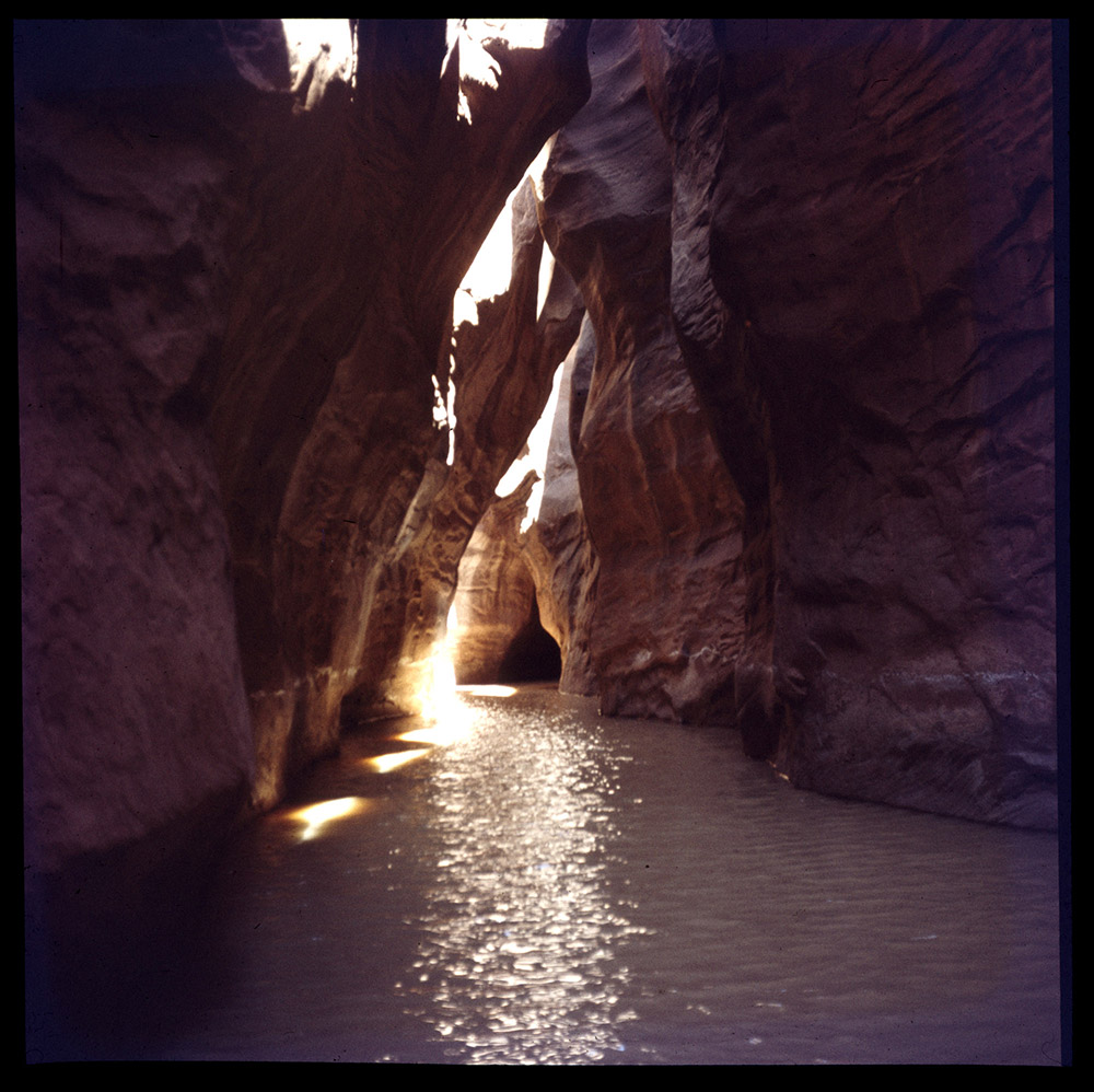 Dungeon Canyon