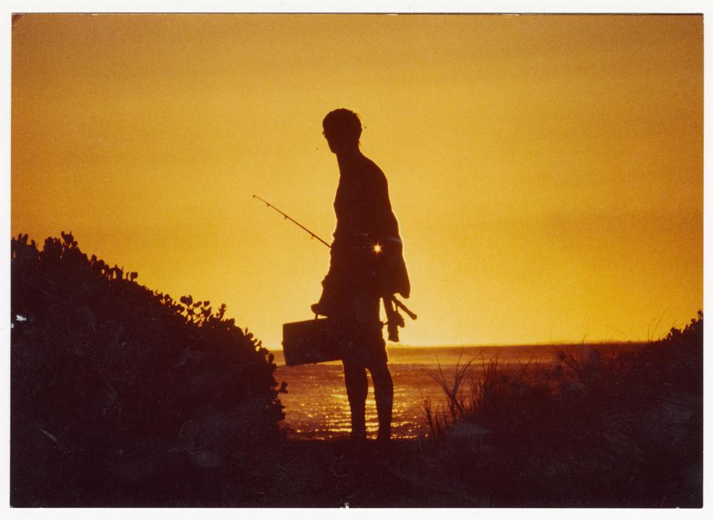 Joey Fishing