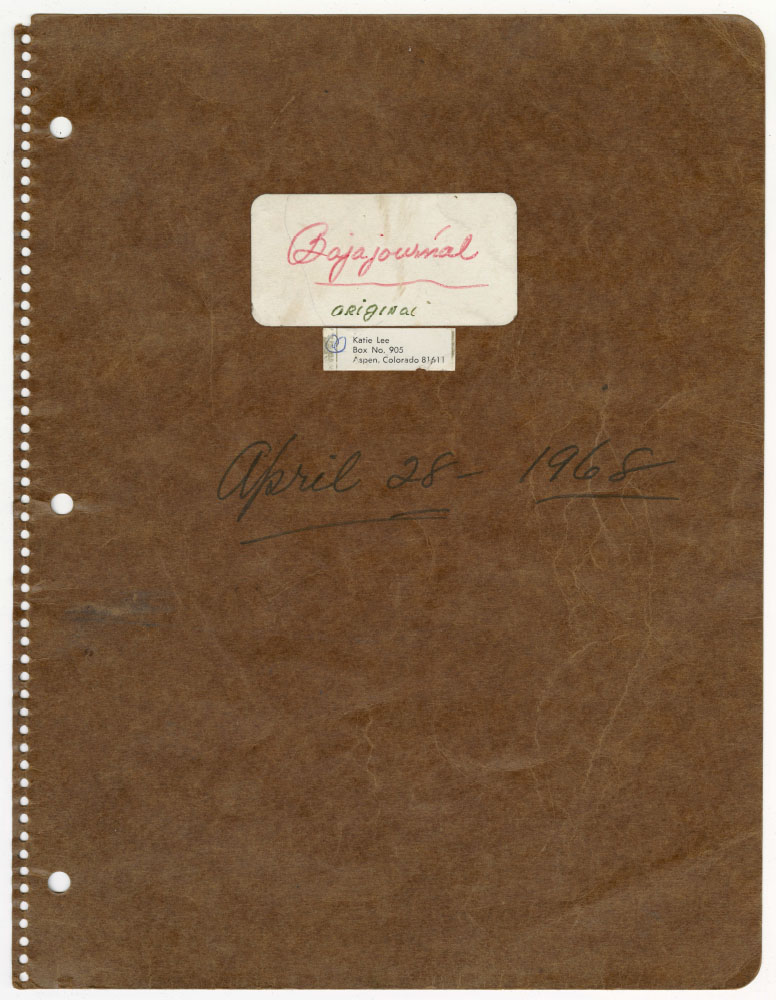 Baja Journal