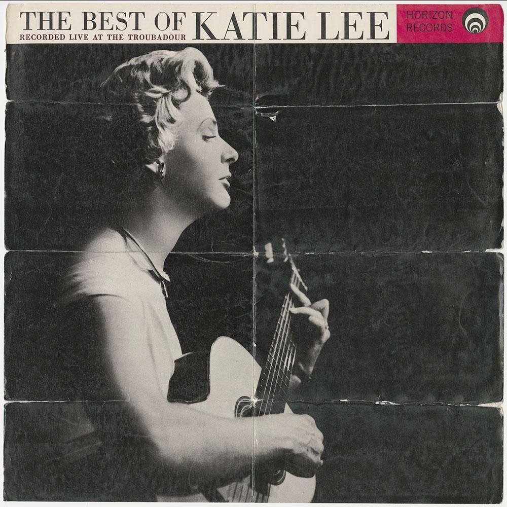 Best of Katie Lee Album Cover
