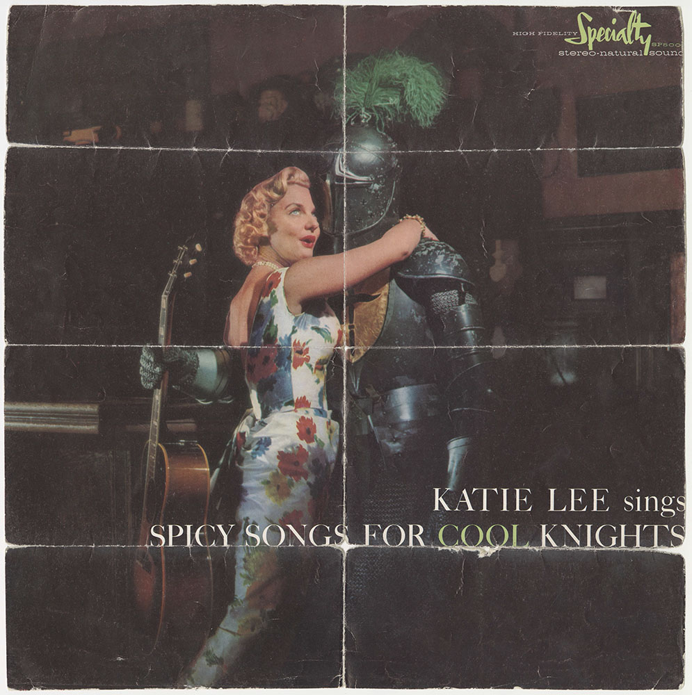 Spicy Songs for Cool Knights Album Cover