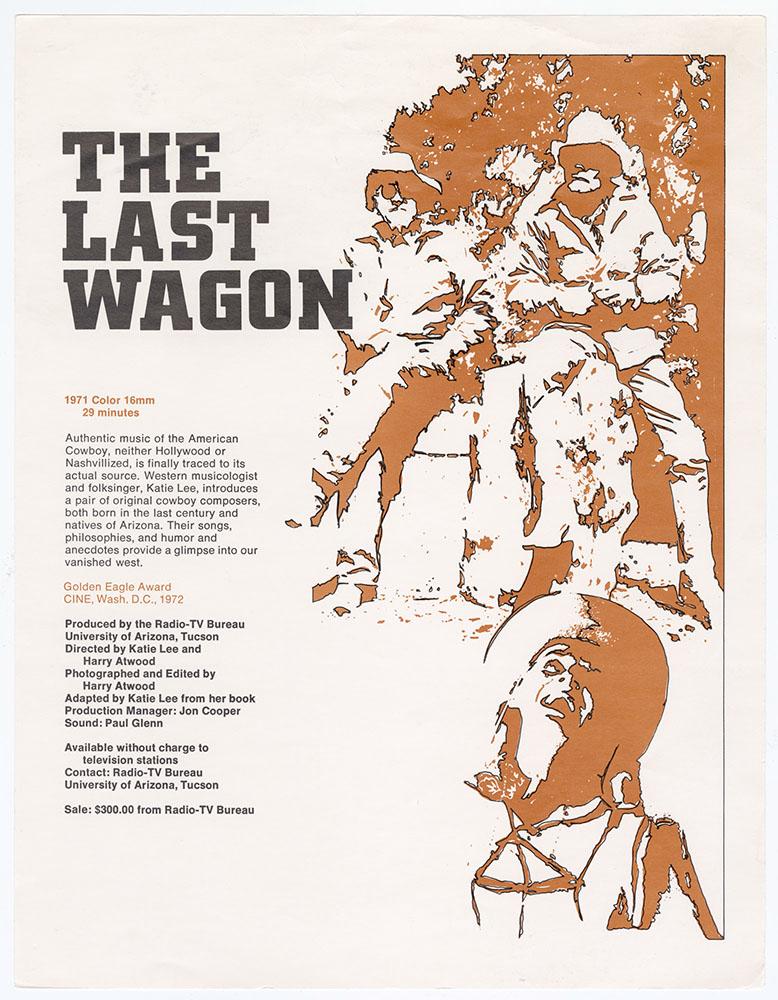 The Last Wagon Flyer