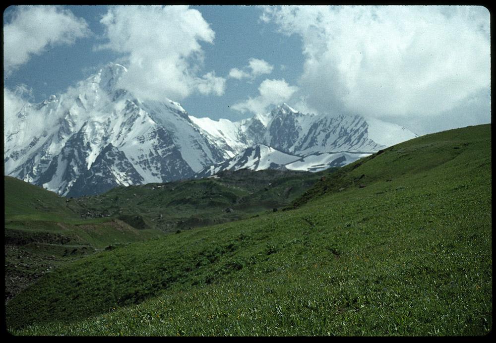 Pamir Trek to Afghan Border