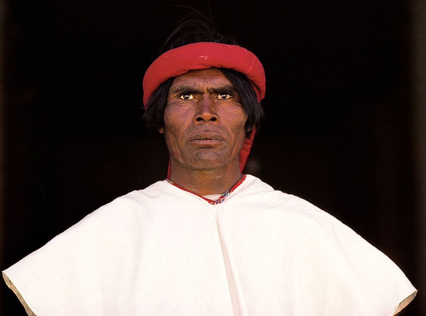 Tarahumara Serious Man